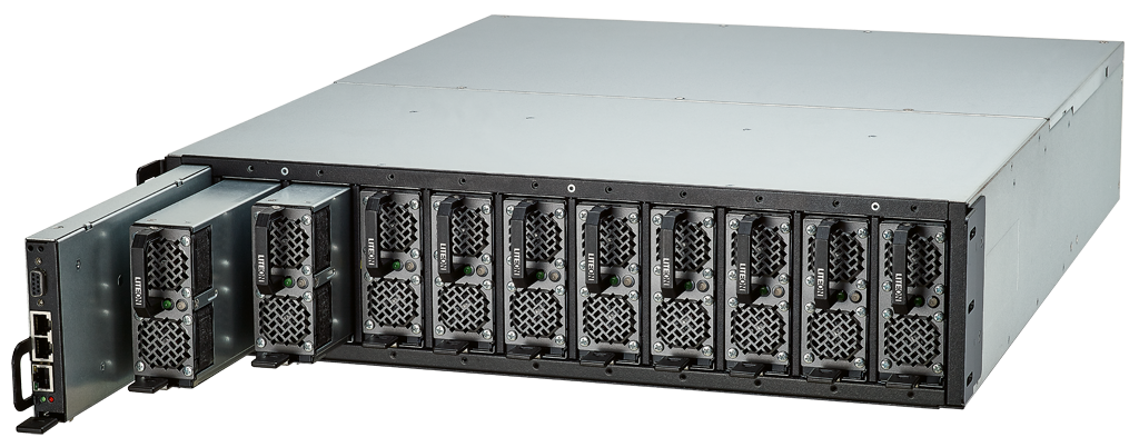 DC Power Shelf by Lite-On Cloud Infrastructure Power Solutions