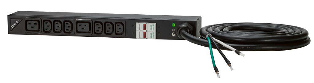 VPOC™ Virtual Power on Call PDU Power Distribution Unit by Lite-On Cloud Infrastructure Power Solutions